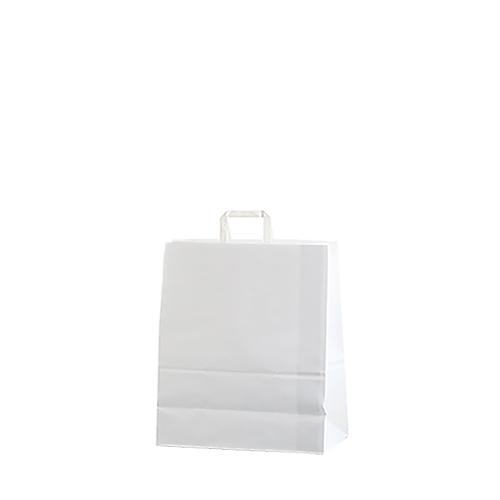 Bolsa papel asa plana 24 + 14