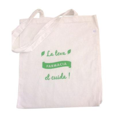 bolsas algodon standard para farmacias