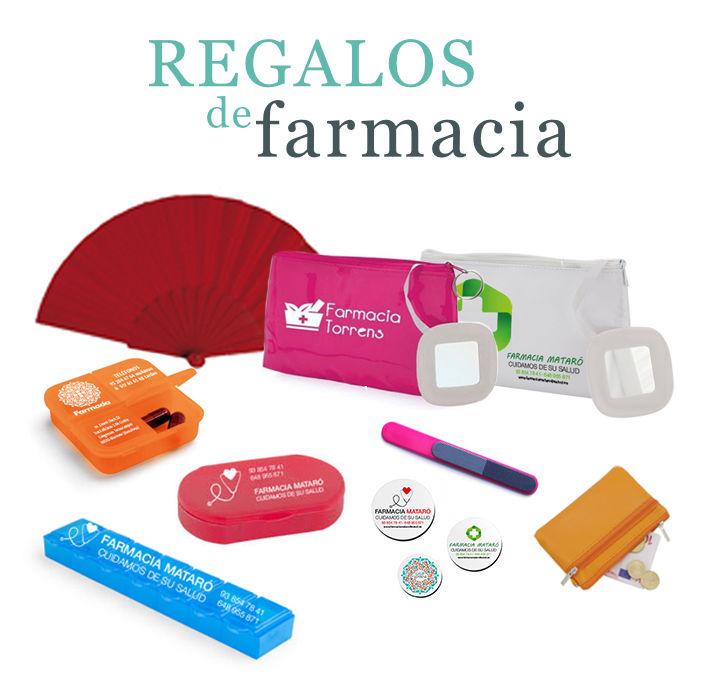 regalos de farmacia