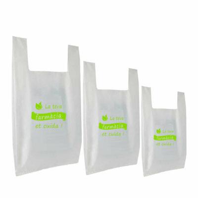 Bolsas reciclables standard